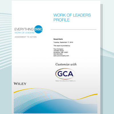 workofleadersprofile